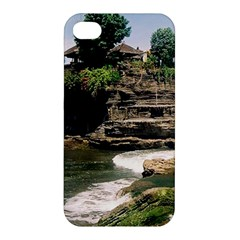 Tanah Lot Bali Indonesia Apple Iphone 4/4s Premium Hardshell Case