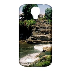 Tanah Lot Bali Indonesia Samsung Galaxy S4 Classic Hardshell Case (pc+silicone) by Nexatart