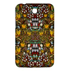 Fantasy Forest And Fantasy Plumeria In Peace Samsung Galaxy Tab 3 (7 ) P3200 Hardshell Case  by pepitasart