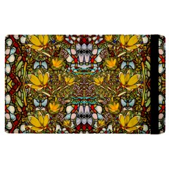Fantasy Forest And Fantasy Plumeria In Peace Apple Ipad Pro 12 9   Flip Case by pepitasart