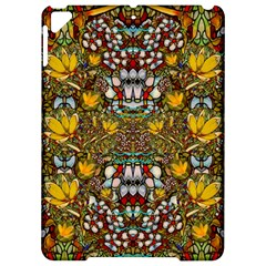 Fantasy Forest And Fantasy Plumeria In Peace Apple Ipad Pro 9 7   Hardshell Case by pepitasart