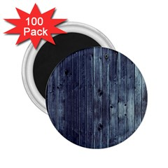 Grey Fence 2 2 25  Magnets (100 Pack)  by trendistuff