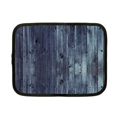 Grey Fence 2 Netbook Case (small)  by trendistuff