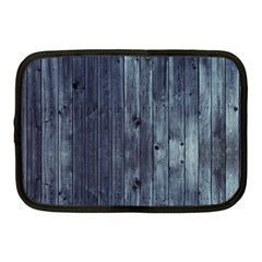 Grey Fence 2 Netbook Case (medium)  by trendistuff