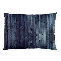 Grey Fence 2 Pillow Case (two Sides) by trendistuff