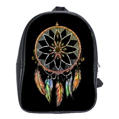 Dreamcatcher  School Bag (xl)