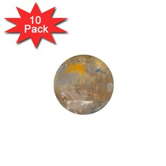 Sunset In The Mountains 1  Mini Magnet (10 Pack)  by digitaldivadesigns