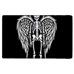 Angel Skeleton Apple Ipad 2 Flip Case