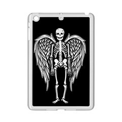 Angel Skeleton Ipad Mini 2 Enamel Coated Cases by Valentinaart