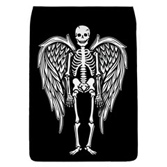 Angel Skeleton Flap Covers (l)  by Valentinaart