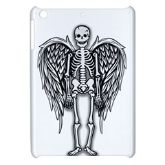 Angel Skeleton Apple Ipad Mini Hardshell Case by Valentinaart
