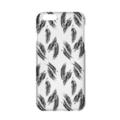 Feather Pattern Apple Iphone 6/6s Hardshell Case