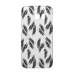 Feather Pattern Galaxy S6 Edge