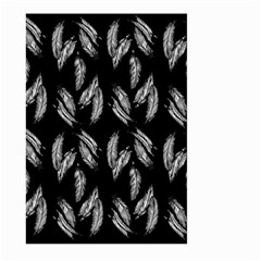 Feather Pattern Large Garden Flag (two Sides)