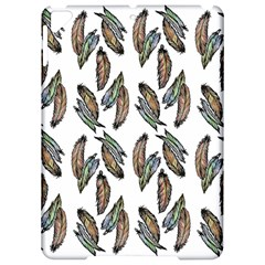 Feather Pattern Apple Ipad Pro 9 7   Hardshell Case