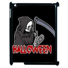 Death   Halloween Apple Ipad 2 Case (black)