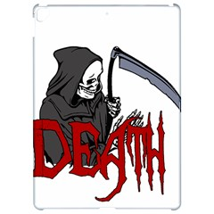 Death   Halloween Apple Ipad Pro 12 9   Hardshell Case by Valentinaart