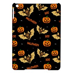 Bat, Pumpkin And Spider Pattern Ipad Air Hardshell Cases