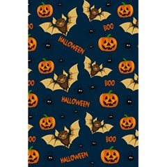 Bat, Pumpkin And Spider Pattern 5 5  X 8 5  Notebooks