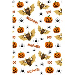 Bat, Pumpkin And Spider Pattern 5 5  X 8 5  Notebooks by Valentinaart