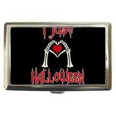 I Just Love Halloween Cigarette Money Cases