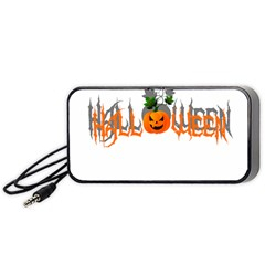 Halloween Portable Speaker (black)
