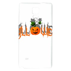 Halloween Galaxy Note 4 Back Case
