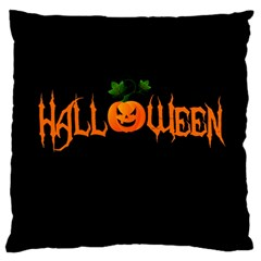 Halloween Standard Flano Cushion Case (two Sides)