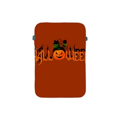 Halloween Apple Ipad Mini Protective Soft Cases by Valentinaart