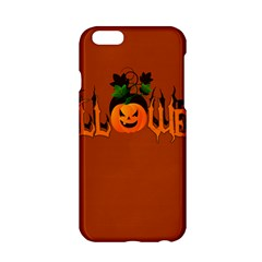 Halloween Apple Iphone 6/6s Hardshell Case
