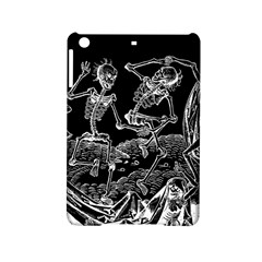 Skeletons   Halloween Ipad Mini 2 Hardshell Cases by Valentinaart