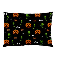Pumpkins   Halloween Pattern Pillow Case (two Sides)