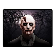 Zombie Fleece Blanket (small)