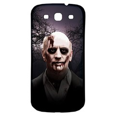 Zombie Samsung Galaxy S3 S Iii Classic Hardshell Back Case by Valentinaart