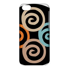 Abroad Spines Circle Apple Iphone 5c Hardshell Case by Mariart