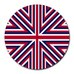 Alternatively Mega British America Round Mousepads by Mariart