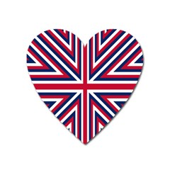 Alternatively Mega British America Heart Magnet by Mariart