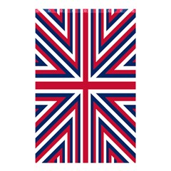 Alternatively Mega British America Shower Curtain 48  X 72  (small)  by Mariart