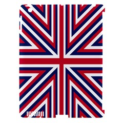Alternatively Mega British America Apple Ipad 3/4 Hardshell Case (compatible With Smart Cover) by Mariart