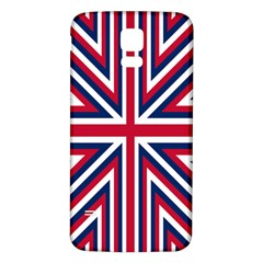 Alternatively Mega British America Samsung Galaxy S5 Back Case (white)