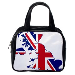 Britain Flag England Nations Classic Handbags (one Side) by Mariart
