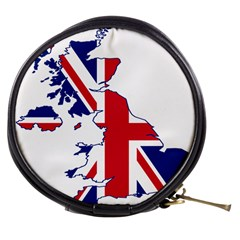 Britain Flag England Nations Mini Makeup Bags by Mariart