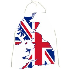 Britain Flag England Nations Full Print Aprons