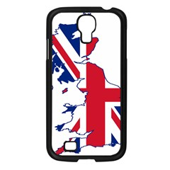 Britain Flag England Nations Samsung Galaxy S4 I9500/ I9505 Case (black) by Mariart