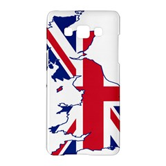 Britain Flag England Nations Samsung Galaxy A5 Hardshell Case  by Mariart