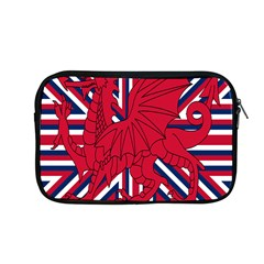 Alternatively Mega British America Red Dragon Apple Macbook Pro 13  Zipper Case by Mariart