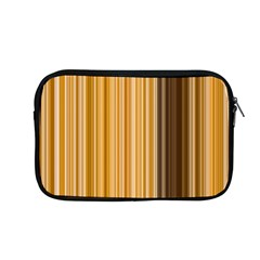 Brown Verticals Lines Stripes Colorful Apple Macbook Pro 13  Zipper Case by Mariart