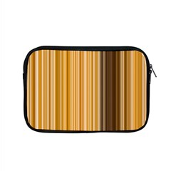 Brown Verticals Lines Stripes Colorful Apple Macbook Pro 15  Zipper Case by Mariart