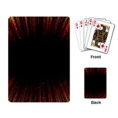 Colorful Light Ray Border Animation Loop Orange Motion Background Space Playing Card by Mariart