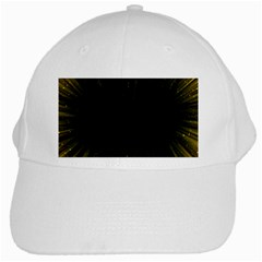 Colorful Light Ray Border Animation Loop Yellow White Cap by Mariart